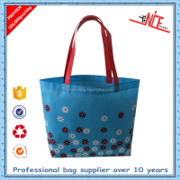 alibaba china supplier cheap tote bag shopping bag non woven bag pp non-woven bag with custom logo