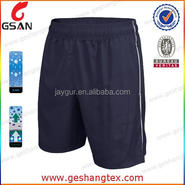 microfiber lightweight fabric custom design mens running shorts