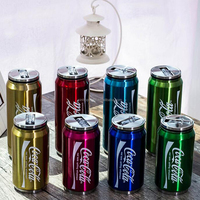 Compact Low Price Customized Stainless Steel Crystal Coke Bottle