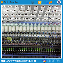 High hardness best shock resistant yarn twisting ring spinning machine high quality african lace 2017