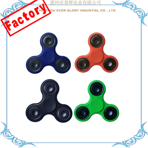 HOT Sales Factory Made Fidget Spinner Toys ABS Spinner