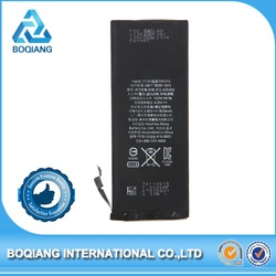 Boqiang supplier 3.82V 1810mAh Rechargeable Li-ion Polymer Battery For iPhone 6,For iPhone 6 Battery