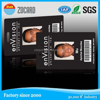 PVC student employee ID card models