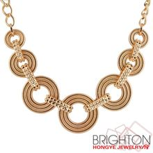 Top Sale Simple Designs Gold Chain Necklace N1-50209-5600