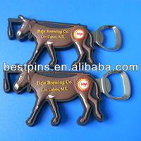 PVC 3D Grey Horse Cut Shape