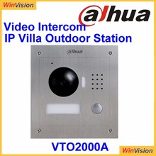 Intelligent Building dahua brand Video Intercom VTO2000A IP Villa Outdoor Station