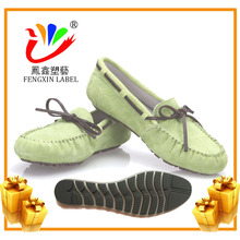 Soft pvc shoe sole material for shoe making