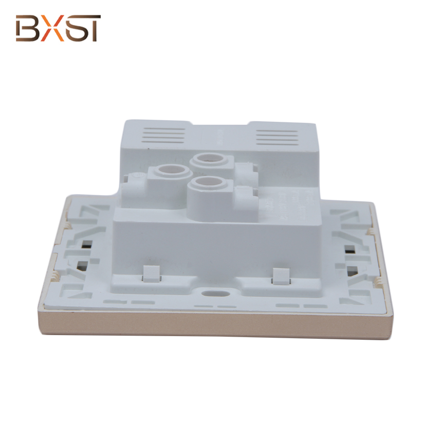 New technology energy saving hotel room usb wall switches , usa usb wall socket , USB wall switch socket