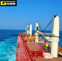 GBM port ship deck crane marine deck crane yard deck crane loading and unloading