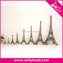 all sizes of metal wire eiffel tower model of metal