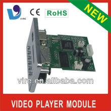 2013 NEW usb mp4 karaoke decode board with FM raido