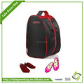 Best quality hot sales 600D polyester promotional travel sports shoes bags