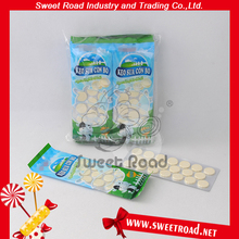 Dry Milk Tablet Candy With Compressed Candy