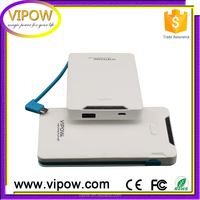 wholesale interlligent original manufacture power bank 800mah vipow v3803