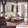 French bedroom furniture set , solid wood bedroom furniture modern bedroom set with wardrobe