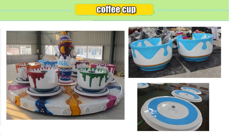 [Ali Brothers]Shopping mall entertainment rides coffee cup rides/tea cup rides