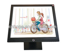 "19""computer touch monitor/ touch screen lcd led tv"