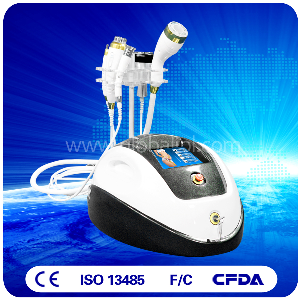 multifunction cavitation vacuum slimming machine for fat removal