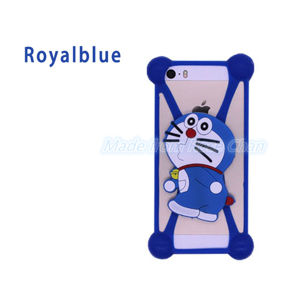 Cute Custom Silicone Cell Phone Case Rubber Phone Case