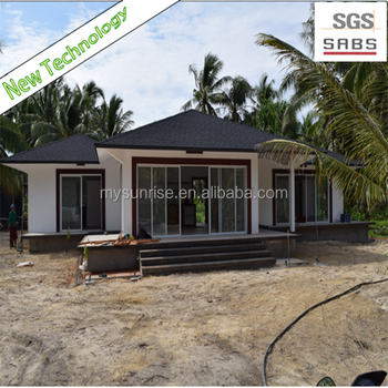 Sgs 2015 new technology low cost foam concrete lowes for Low cost house kits