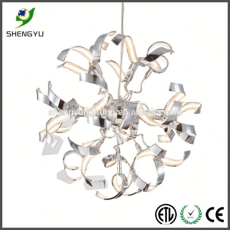 italy design pendant lamp oval acrylic ring pendant lamp