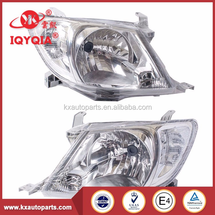 from China 4x4 high performance auto head lamp for HILUX VIGO 2008-2011