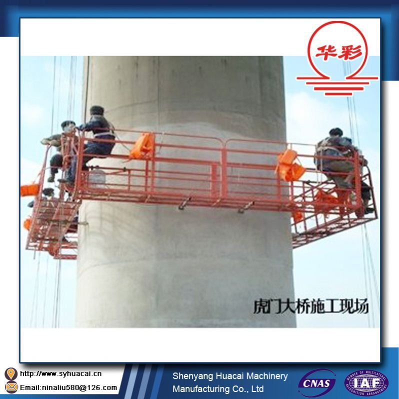 ZLJP400 2016Hot Low Prices SGS cleaning equipment scaffolding types and names