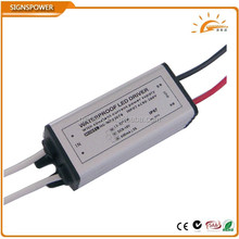 waterproof constant current 10W COB marine power supply 280ma with ce rohs approved
