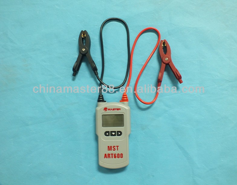 High Performance Digital Lead-acid Battery Tester/Battery Analyzer for Automobile Battery Analysis