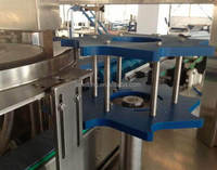 Excellent quality professional automatic paper pasting label machine
