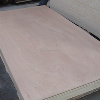 China Factory okoume commercial plywood for Packing