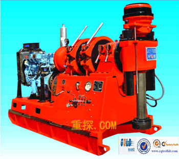 GD-1000 thousand meters core drilling rig