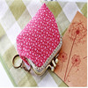 Popular cheap card holder for ladies coin wallet bag