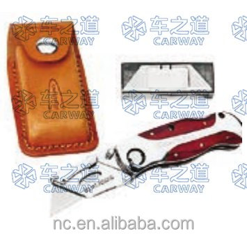 Utility Knife & Metal Cutting Shears & Folding cutting blades & Blue-Point & Multi-purpose & tin snip