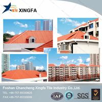Xingfa wholesale roofing shingles greenhouse roofing material bamboo for roofing