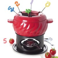 Mini Carbon Steel Chocolate Fondue