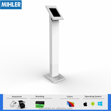 Mihler SF-102 Anti-theft tablet floor stand for Ipad/ Samsung