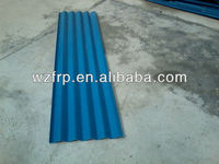 high strength uv-resistant grp roof tile