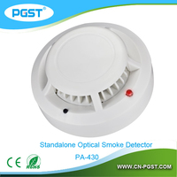 Wholesale Fire Alarm Sensor Industrial Optical Photoelectric Cigarette Conventional Smoke Detector En14604 Standard