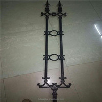Ornamental Iron Cast Decorative Panels Fence