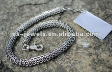 chainmaille Stainless Steel chain necklace wallet
