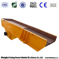 China professional manufacturer vibrating grizzly feeder