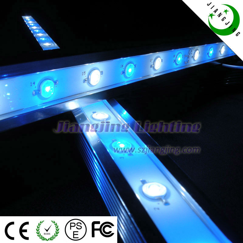 48'' 36'' 24'' 12'' 12V Waterproof diy LED Aquarium Lights Coral Reef Tank