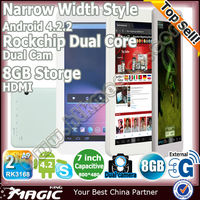 "Cheapest 7"" rk3168 dual core chinese oem android tablet"