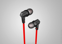 Hot selling mp3/mp4 mucis player cheap promotion earphone