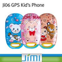 JIMI Not Wrist Watch GPS Tracking Device For Kids Monitoring SOS Feature Mini Portable GPS Tracker Ji06