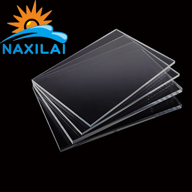 NAXIALI Clear Acrylic Laser Cutting PMMA Plexiglass <strong>Sheet</strong> for Box