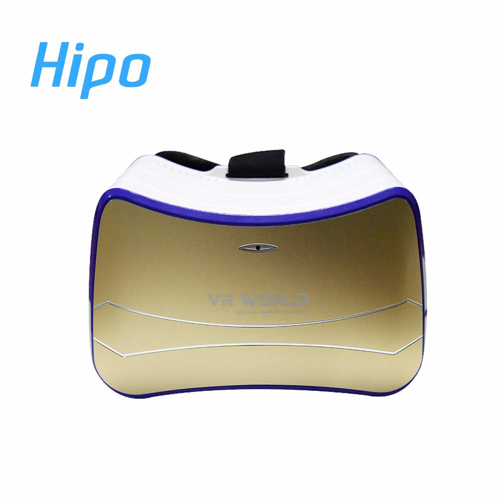 Hipo China Wholesale Cheap <strong>720p</strong> <strong>HD</strong> 3D Cinema All in one VR Viewer Adult Virtual Reality Video Glasses with Memory Card