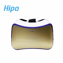 Hipo China Wholesale Cheap 720p HD 3D Cinema All in one VR Viewer Adult Virtual Reality <strong>Video</strong> Glasses with Memory Card
