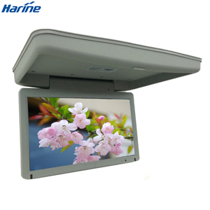 15.6 inch bus LCD backlight monitor Car Coach Bus Monitor